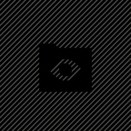folder, view icon