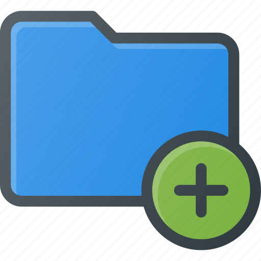Add, directory, folder icon - Download on Iconfinder