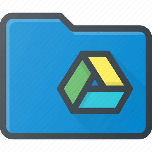 directory, drive, folder, google icon