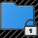 directory, folder, lock, protect