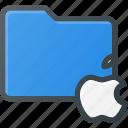 directory, folder, mac, system icon