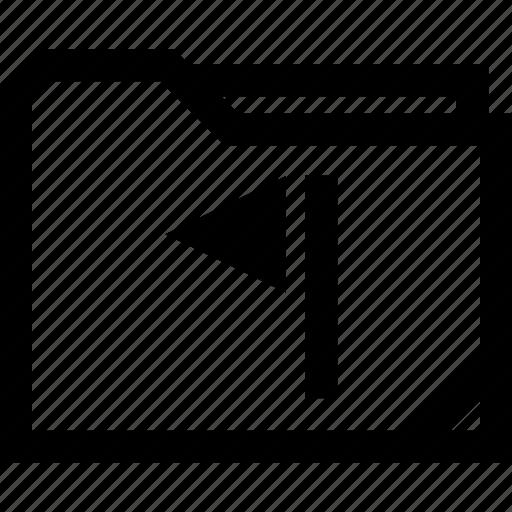 archive, data, folder, save icon
