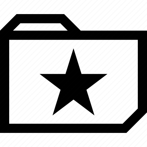 archive, data, folder, save, star icon
