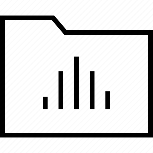 data, graphic, seo icon