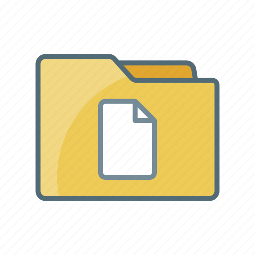 A4, directory, document, file, folder, new, page icon - Download on Iconfinder