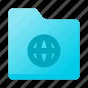 document, folder, globe, page, world