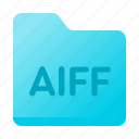 aiff, document, folder, format, page