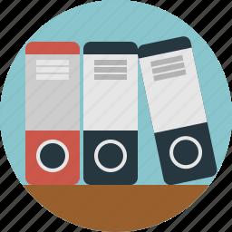 archive, file, folders, storage icon
