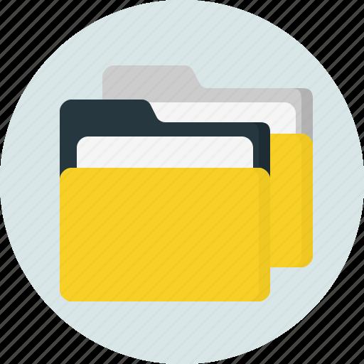 copy, doc, document, folders icon