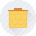 bottle, food, jam jar, jar icon