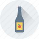 alcohol, beer, bottle, champagne, wine bottle icon