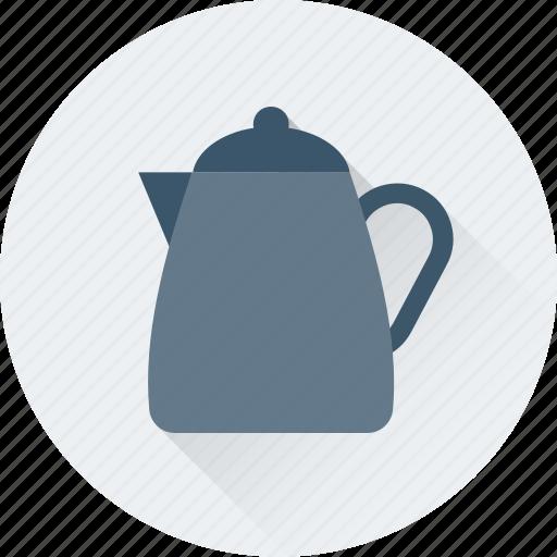 tea, tea kettle, tea pot, tea set, utensil icon