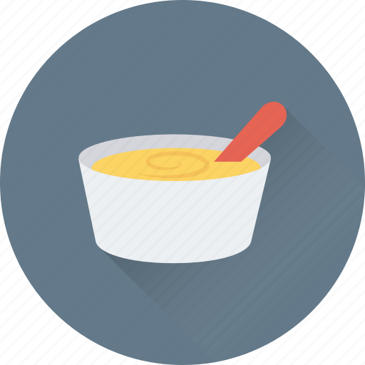 bowl, food, food bowl, snacks, soup icon