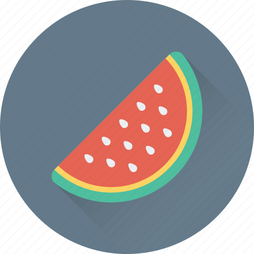 cantaloupe, food, fruit, tropical, watermelon icon