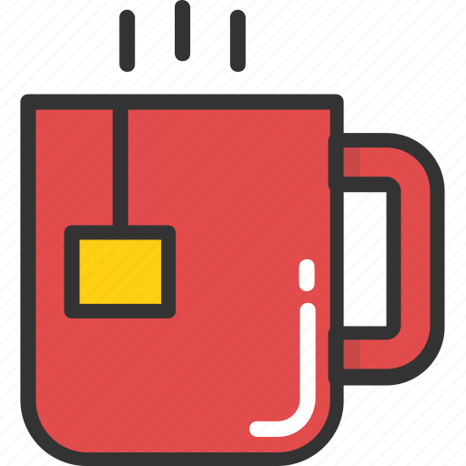 Coffee cup, cup, drink, hot tea, tea cup icon - Download on Iconfinder