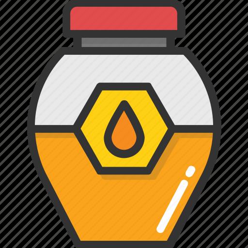 food, honey, jar, organic, sweet icon