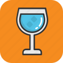 alcohol, beer, drink, wine, wine glass icon