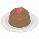 bakery food, birthday cake, cake, chocolate cake, sweet food icon