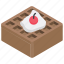 chocolate, chocolate bar, chocolate bite, chocolate dip, sweet dessert icon