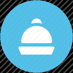 chef platter, food, food platter, food serving, platter, serving platter icon