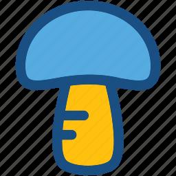 fungi, fungus, mushroom, oyster mushroom, toadstool icon