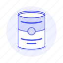 campbells, can, canned, food, meals, soup, tomato icon