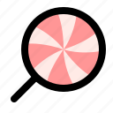 candy, christmas, dessert, holiday, lollipop, sweet, xmas icon
