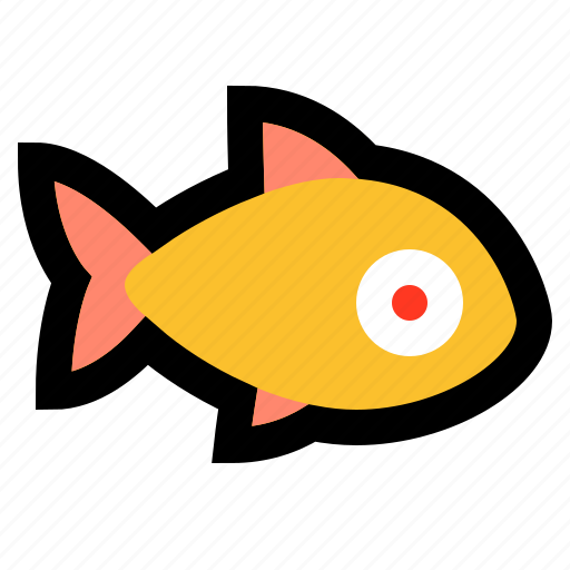 cooking, fish, fishing, food, marine, sea, seafood icon