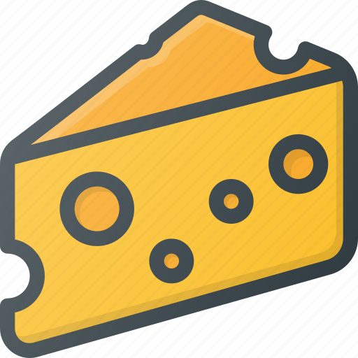 Cheese, eat, food icon - Download on Iconfinder