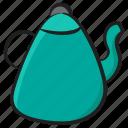 electric kettle, kitchen utensil, tea, tea kettle, teapot