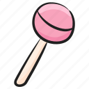 candy stick, kids cuisine, lollipop, rattle pop, sweet