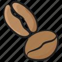 cappuccino seed, coffee, coffee beans, coffee grains, coffee seeds