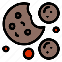 biscuit, cake, cookies icon