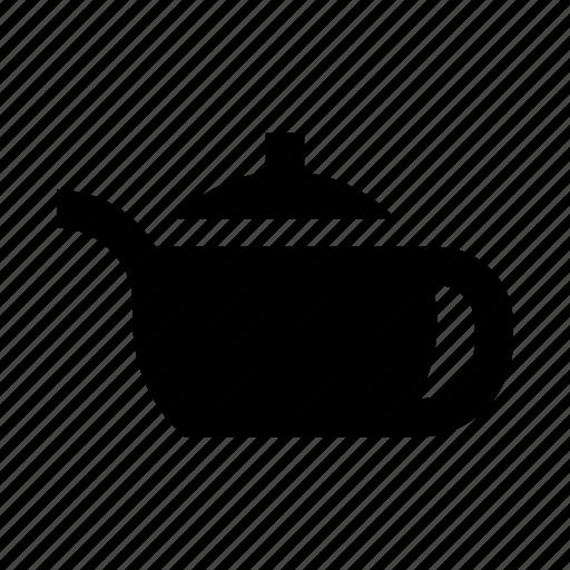 cafe, coffee, kettle, kitchen, tea icon
