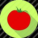 tomato, food, restaurant, salad, sandwich, vegetable icon