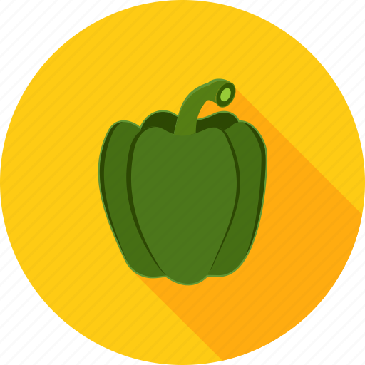 bell peppers, capsicum, pepper, salad, vegetable icon