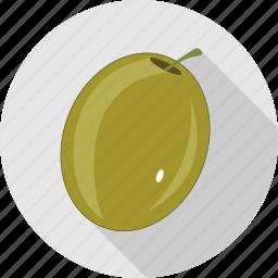 food, olive, restaurant, salad, vegetable icon
