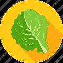 lettuce, burger, food, hamburger, restaurant, salad, sandwich icon