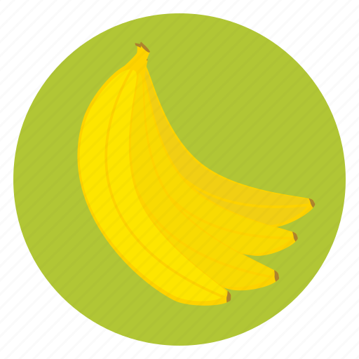banana, food, fruit, healthy, lunch, snack icon