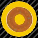 food, donut, snack, sprinkles, pastry