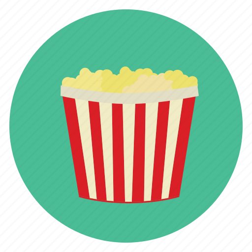 Corn, food, movies, pop, snack, theatre icon - Download on Iconfinder