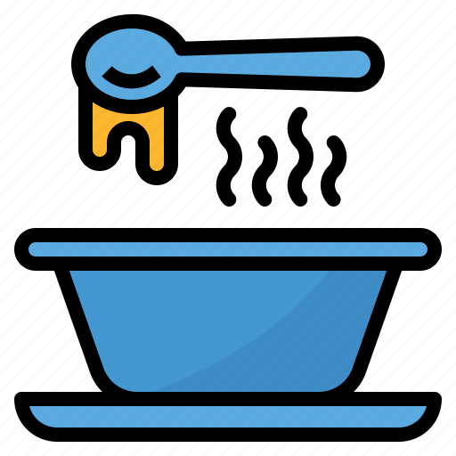 bowls, food, hot, restaurant, soup icon