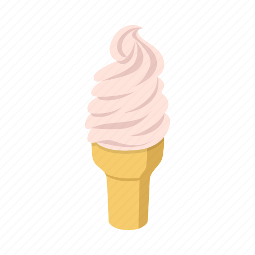 fast, food, ice cream icon