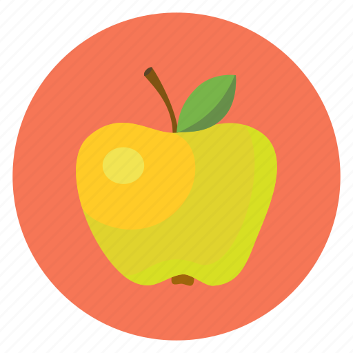 apple, breakfast, color, cooking, food, fruit, sweet icon