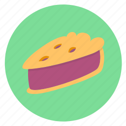 color, food, pie, sweet icon