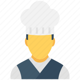 chef, chef cook, cook, cook head, cuisine icon