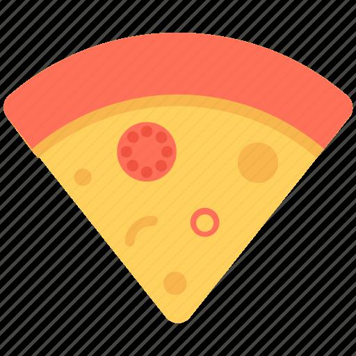 fast food, food, italian food, junk food, pizza slice icon