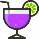 cocktails, drink, juice, lemonade, liquor icon