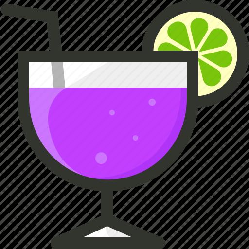 cocktails, drink, juice, lemonade, liquor icon
