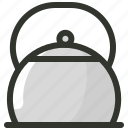food, kettle, tea kettle, teapot icon